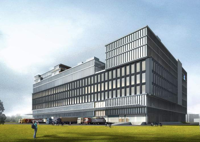 太仓海格电子商务物流中心