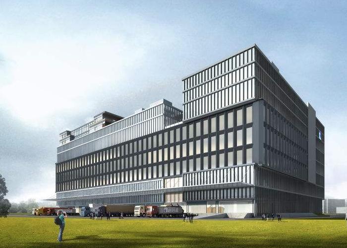 太倉海格電子商務物流中心